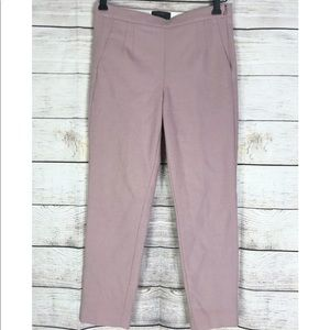 J. Crew Martie pants in blush pink size o